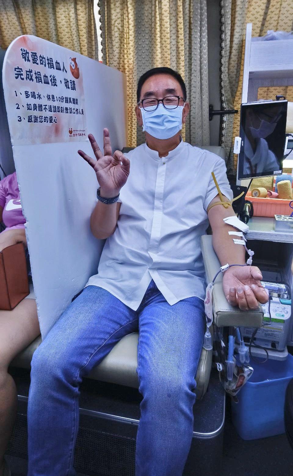 麗明營造第19屆捐血活動媒體報導大集合!