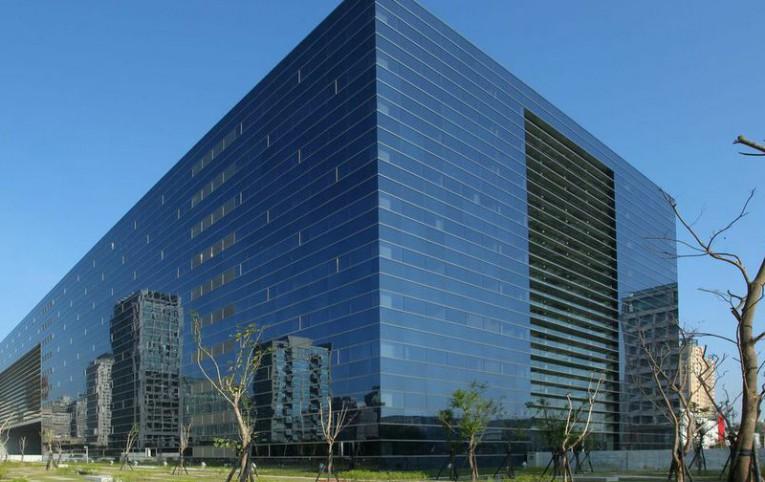 臺中市新市政中心-市政府大樓